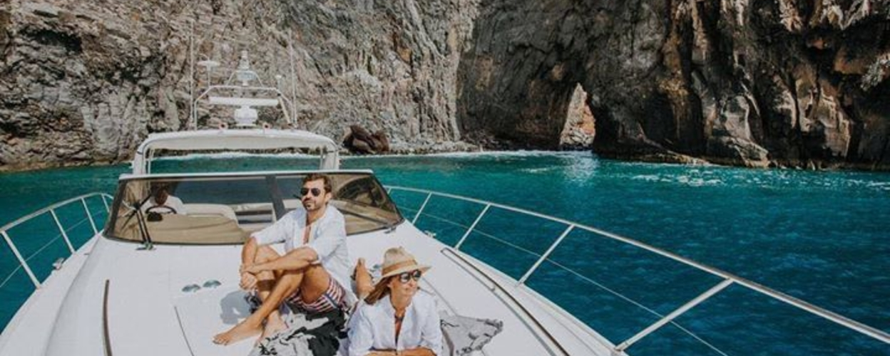 Cover for Yacht charter on Madeira - Princess 50 fts