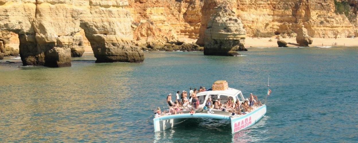 Catamaran BBQ Cruise