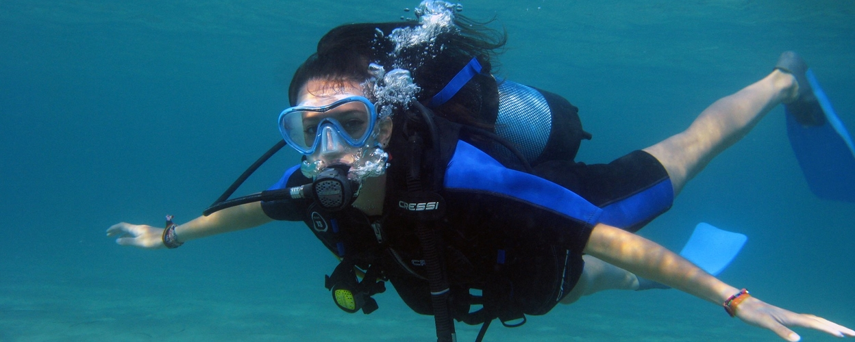 PADI Open Water Diver in Athens