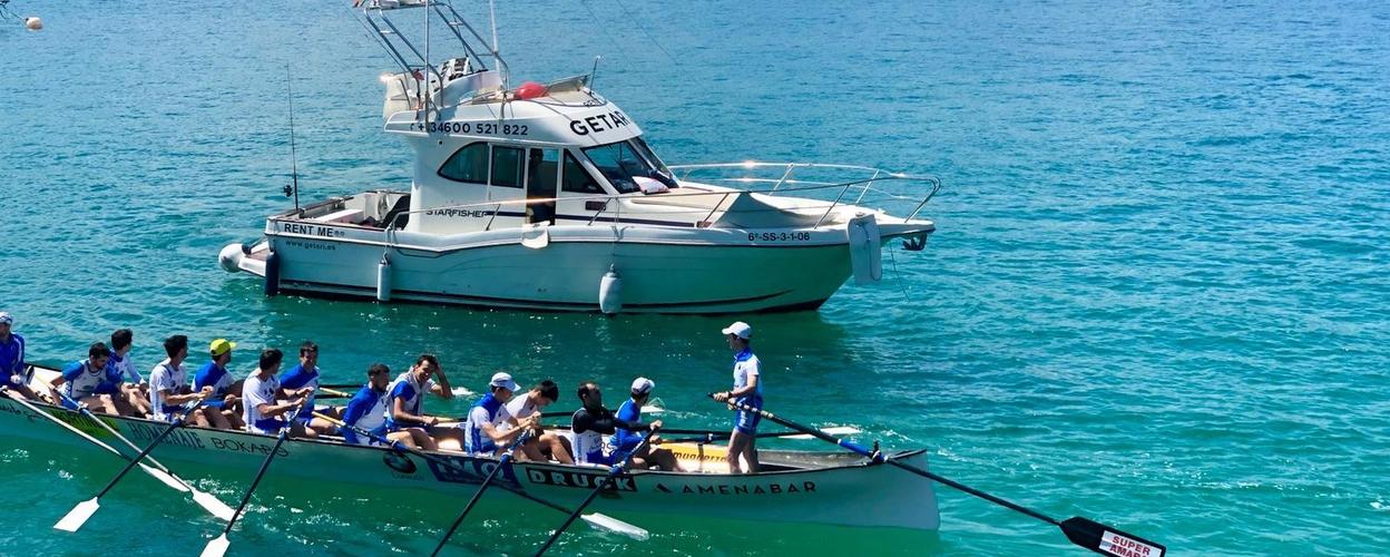 Cover for cliff boat tour in San Sebastian