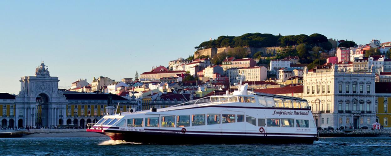 Tagus Cruise in Lisbon cover