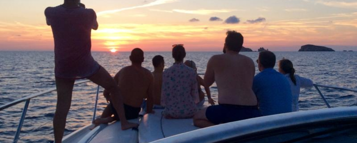 Private sunset cruise in Vilamoura Cover