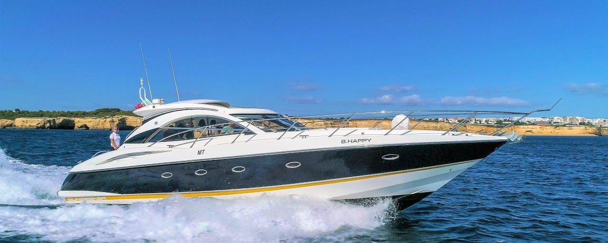 Private cruise in Vilamoura Cover