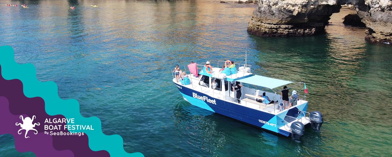 Algarve Boat Festival Blue Fleet