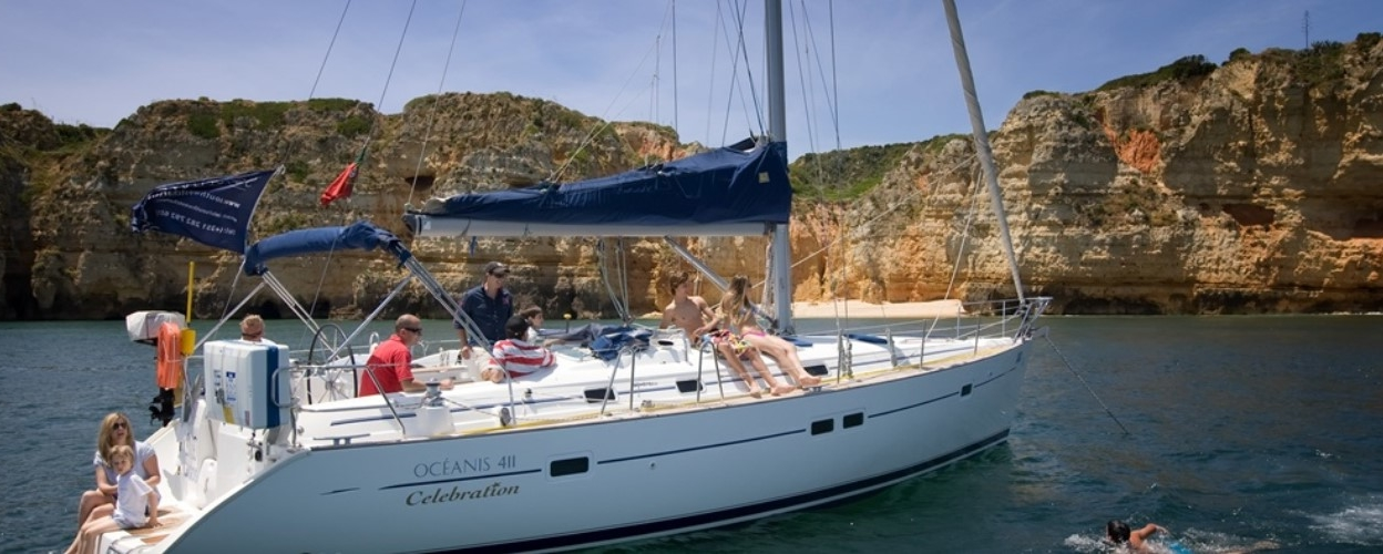 Full-day sailing charter in Lagos