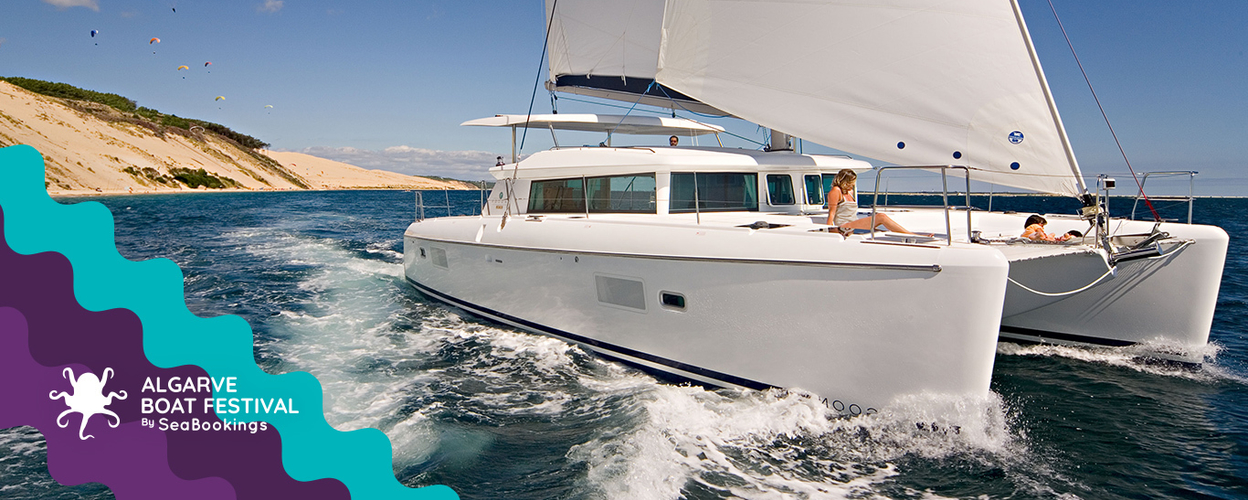 Algarve Boat Festival - book your luxury catamaran