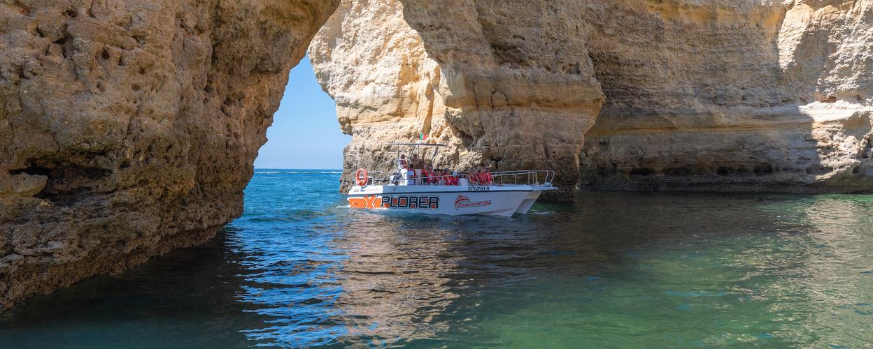 Private cave tour in Albufeira