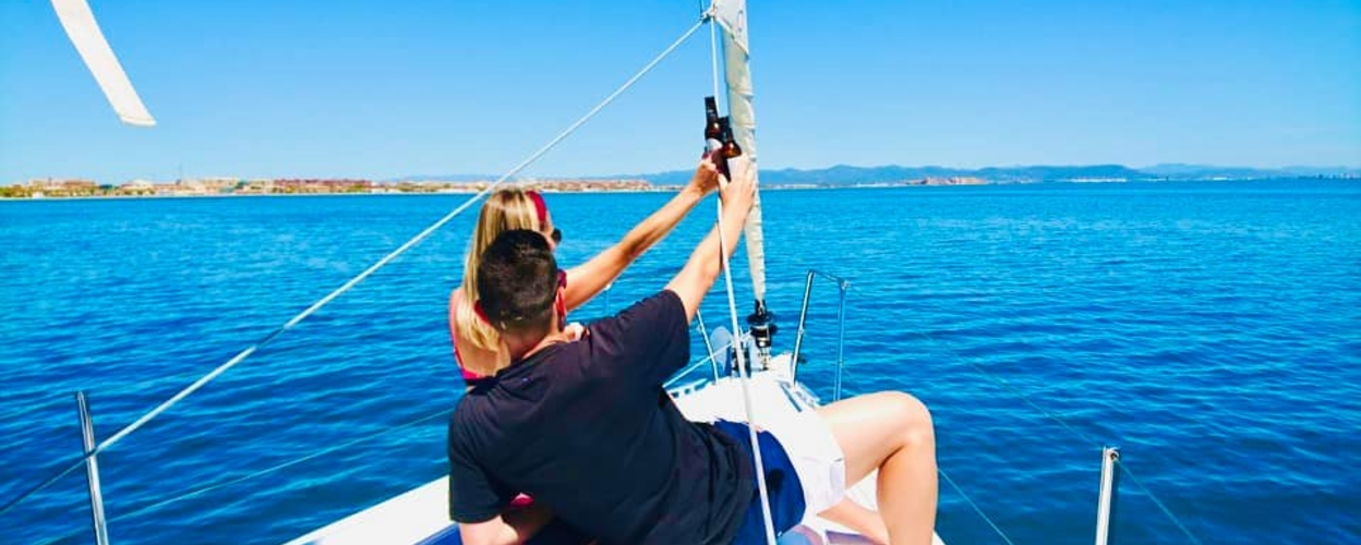 Private sailing trip for two
