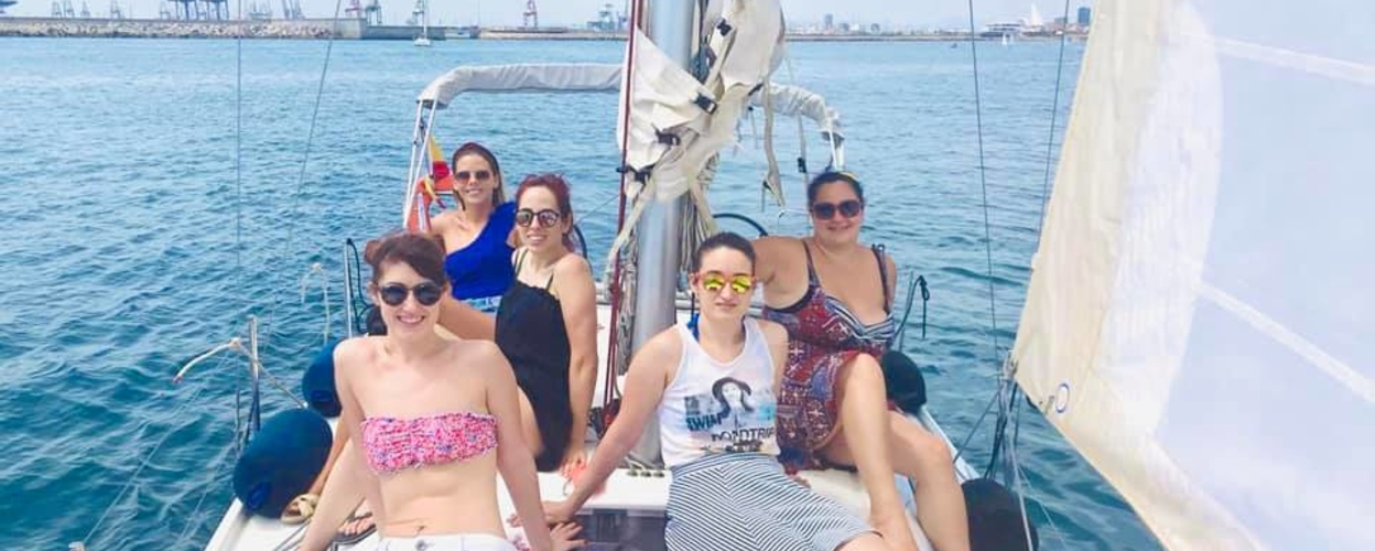 Full day sailing cruise in Valencia