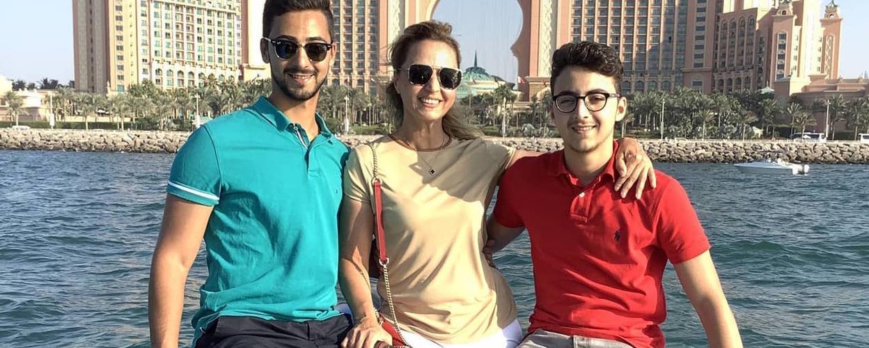 Dubai Boat tour cover