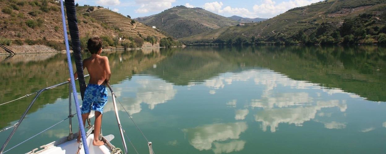 Sailing tour Douro
