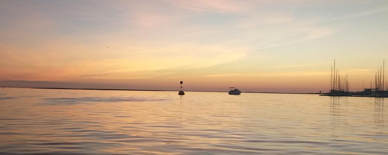 Private sunset cruise in Ria Formosa