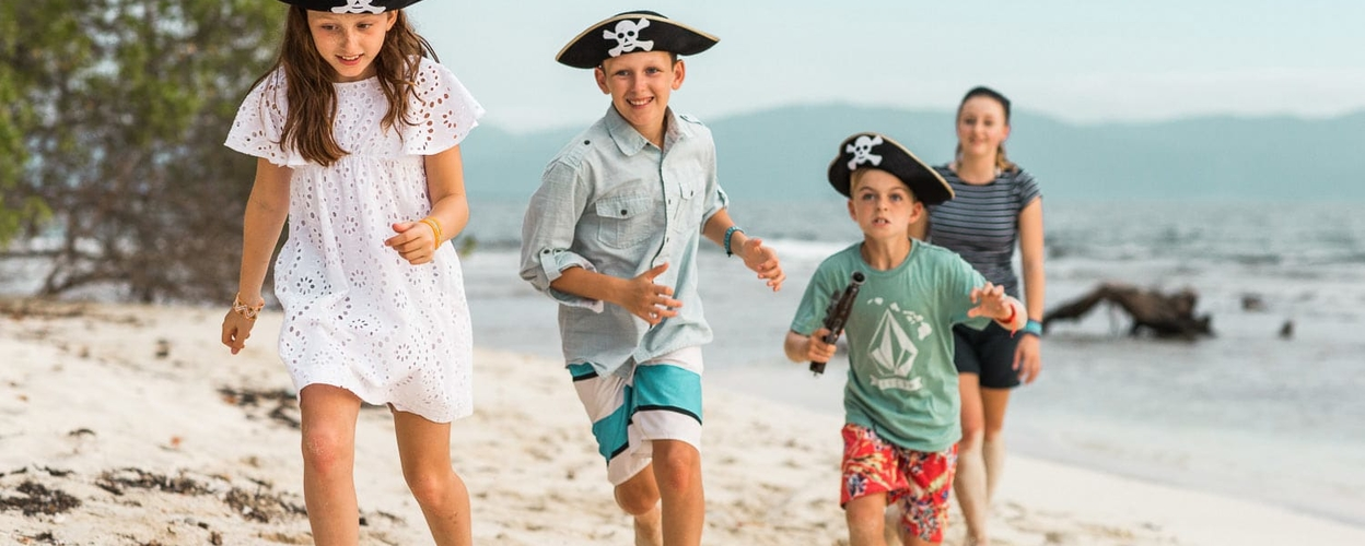 Ria Formosa pirate boat tour