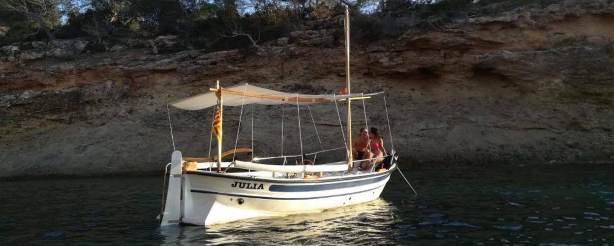 Sunset cruise Ibiza