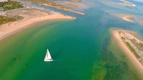 Cover for Half day sailing in Faro - Fuseta