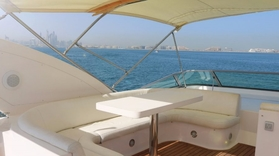 Cover for Group charter on a luxury boat in Dubai