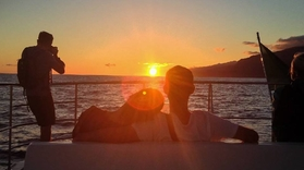 Cover for Sunset tour in Madeira on a catamaran