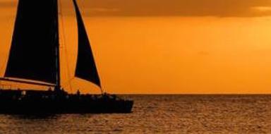 Cover for Sunset boat tour in Vilamoura