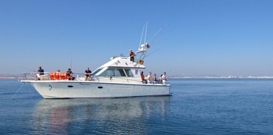 Cover for Bottom fishing in Vilamoura - half day