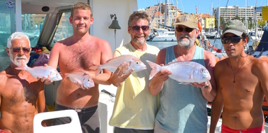 Cover for Bottom fishing in Vilamoura - full day