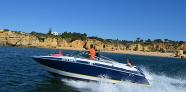 Cover for Speed boat rental in Vilamoura