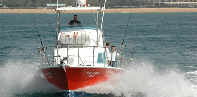 Cover for Dorado & Tuna fishing in Vilamoura