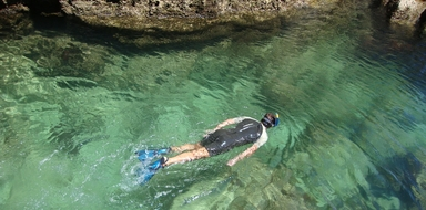 Cover for Snorkeling in Sesimbra