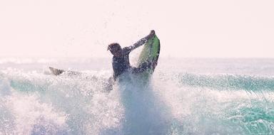 Cover for Bodyboard lessons Algarve