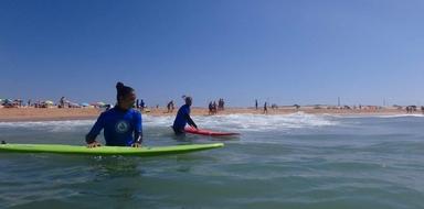 Cover for West Coast surf trip Algarve