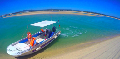 Cover for 2 Hour boat tour in Ria Formosa