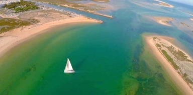 Cover for Half day sailing in Faro - Fuseta
