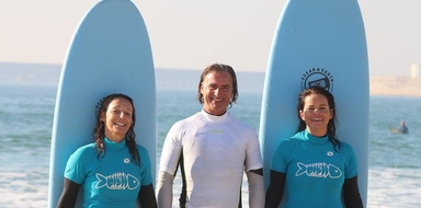 Cover for Private surf lesson in Porto