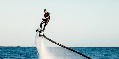 Cover for Flyboard in Almería