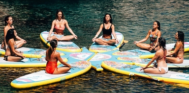 Cover for SUP yoga in Ibiza
