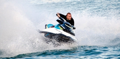 Cover for Jet ski in Almería