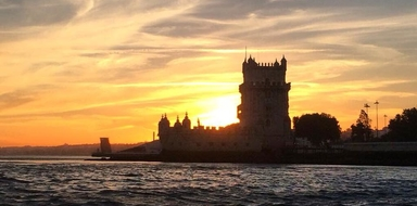 Cover for Sunset boat tour in Lisbon