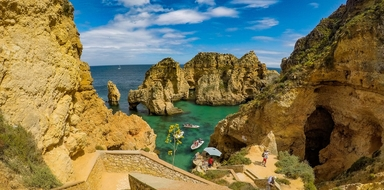 Private boat tour to Benagil and Ponta da Piedade