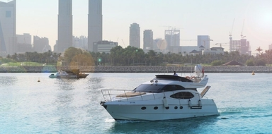 Cover for Half day boat rental in Dubai