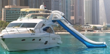 Cover for Family boat tour in Dubai