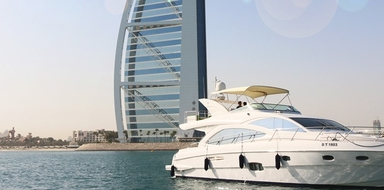 Cover for Boat + jetski rental in Dubai