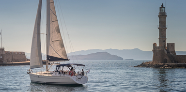 Cover for Private half day sailing in Crete