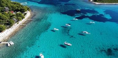 Cover for Brač & Bol by boat from Split