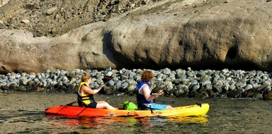 Cover for Kayak tour in Gran Canaria