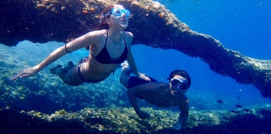 Cover for Kayak trip in Benidorm to Mitjana island
