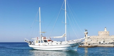 Cover for Full Day Boat Tour in Rhodes