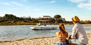 Solar Boat tour to Cacela Velha Cover