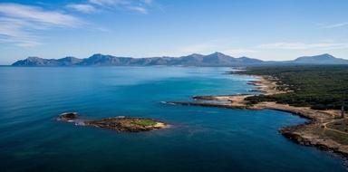 Kayak tour in Mallorca - Porros Island