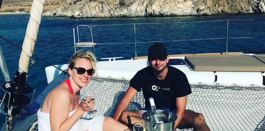 Full day boat tour in Mykonos Cover