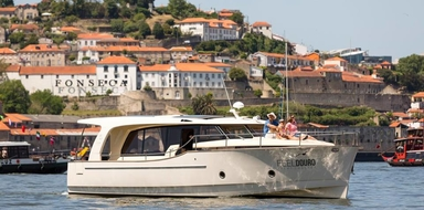 Full day private boat tour in Porto Cover