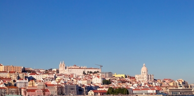 Boat tour with sightseeing in Lisbon on a classical boat Cover